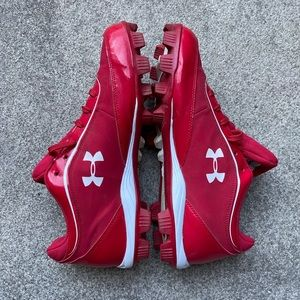 Under Armour Low Cut Baseball Cleats